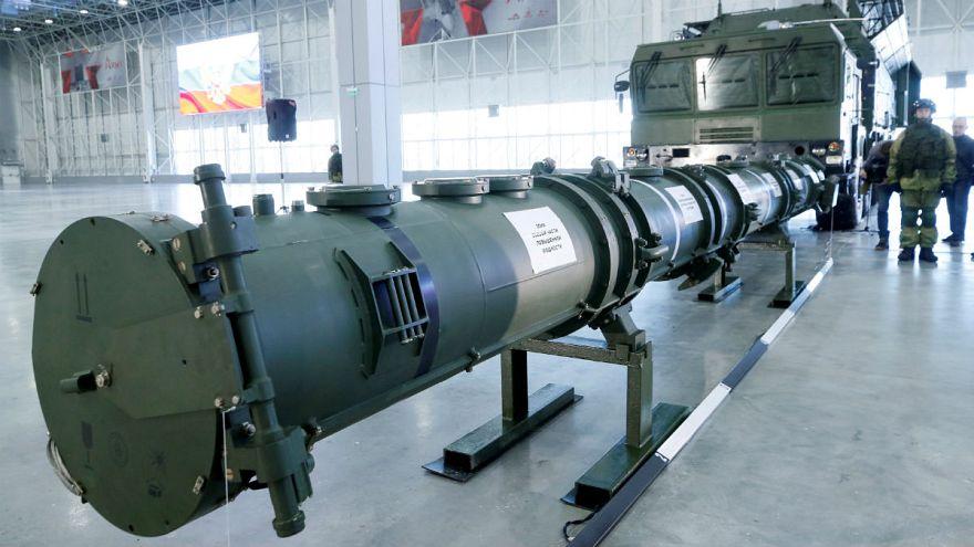 آمریکا برای شش ماه از پیمان منع موشکهای میانبرد با روسیه خارج میشود