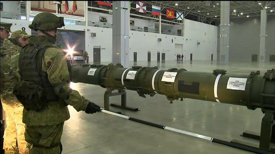 Estados Unidos suspende el tratado INF de desarme nuclear con Rusia