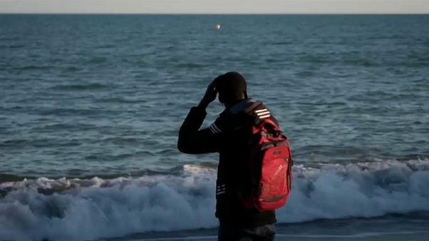 El largo viaje de un joven refugiado maliense
