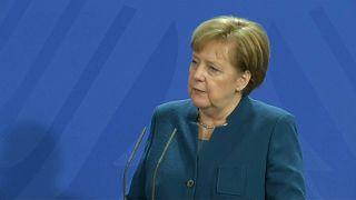 INF-Vertrag: Merkel will mit Russland reden