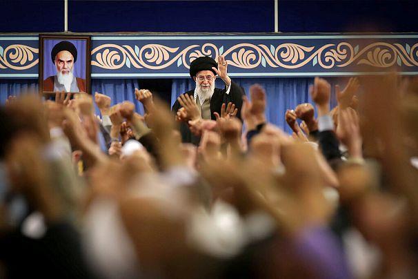 Khamenei website/via REUTERS