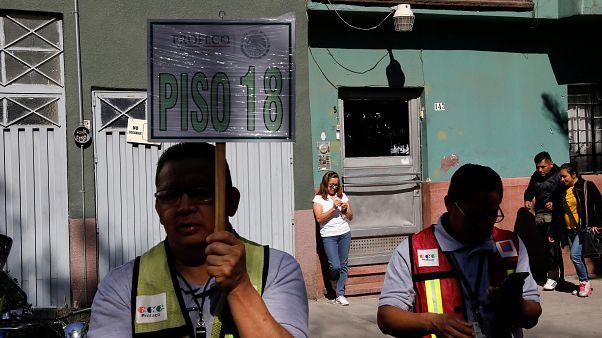 Terremoto de 6,6 en el estado mexicano de Chiapas