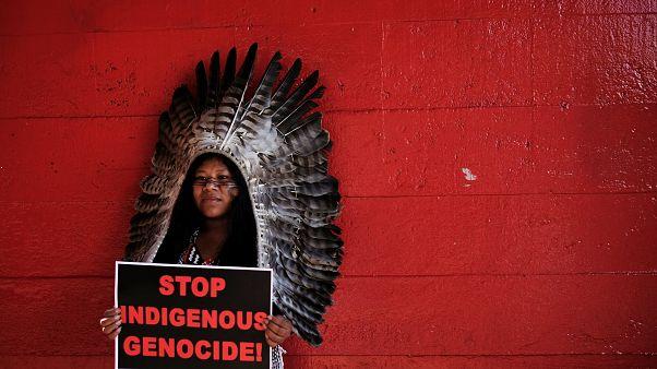 Brasile: proteste contro le politiche anti-indigeni di Bolsonaro