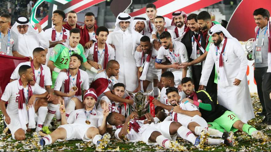 فینال جام ملتهای آسیا ۲۰۱۹؛ قطر برای نخستین بار قهرمان شد
