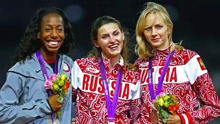 Orosz atlétákat tiltottak el dopping miatt