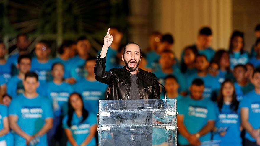 El Salvador: A 'millenial' mayor the favourite to win the next presidential elections
