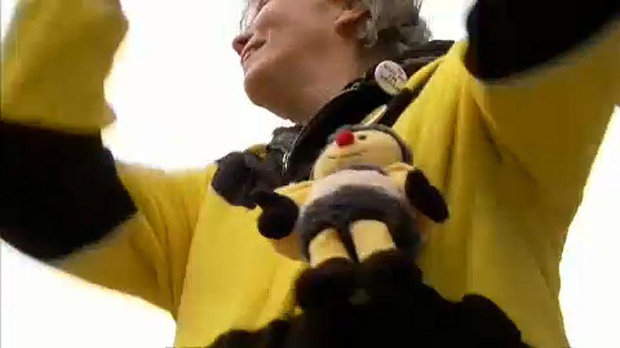 Μόναχο: Give bees a chance!