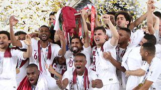 Катар впервые завоевал Кубок Азии