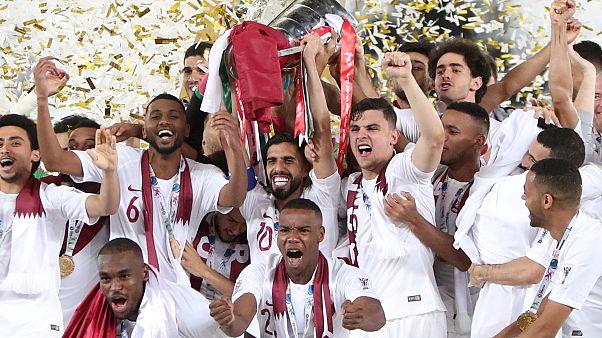 WM-Gastgeber Katar gewinnt erstmals den Asien-Cup