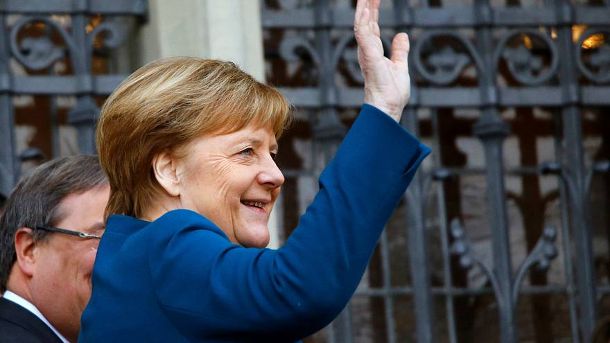 Germany's Merkel closes Facebook page, bids farewell to 2.5 million followers