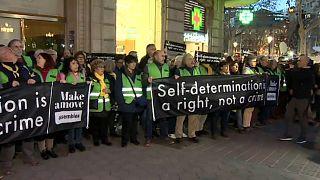 La ANC ocupan la sede de la Comisión Europea en Barcelona
