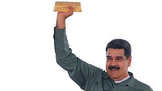 ونزوئلا به «نورکاپیتال» امارات ۳ تن طلا فروخته است