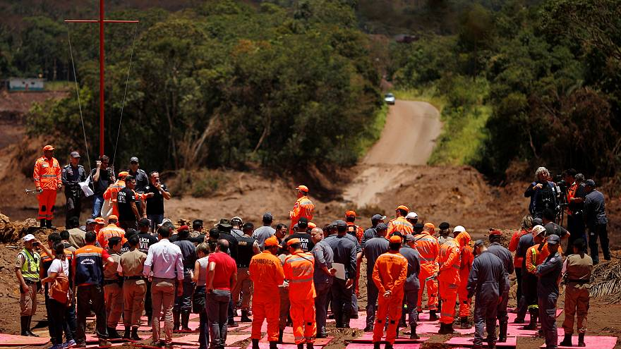 Tragedia de Brumadinho:  115 muertos y casi 250 desaparecidos