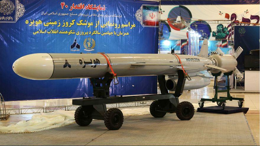 وزیر دفاع ایران با تایید آزمایش موشک هویزه: ایران برای فعالیت موشکی اجازه نمیگیرد