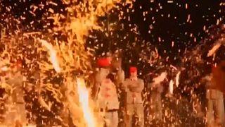 Fenghuoliuxing: Ο κινεζικός χορός της φωτιάς