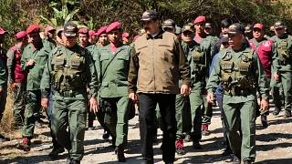 High-ranking Venezuelan general publicly recognises Guaido as interim president