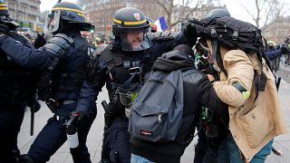 """""""Полицейские репрессии чрезмерны"""""""