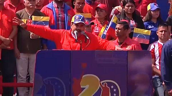Venezuela: Maduro előrehozott választásokat akar