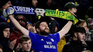 Cardiff City'de maç öncesi Emiliano Sala'ya saygı duruşu
