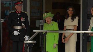 İngiliz basını: Brexit olmazsa Kraliçe II. Elizabeth Londra'dan tahliye edilebilir