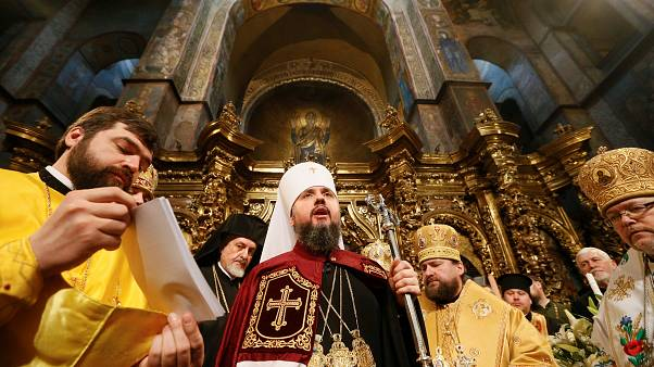 Ukraine: Orthodoxe Nationalkirche kürt Oberhaupt