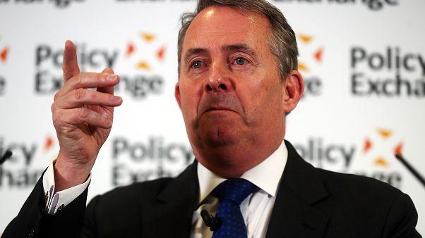 İngiltere Ticaret Bakanı Fox: Avrupa Birliği'nin Brexit'i tekrar görüşmemesi sorumsuzluktur