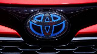Toyota'nın dünyada en çok tercih edilen hibrit modeli Türkiye'de ürettiği C-HR