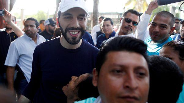 Quem é Nayib Bukele, o favorito à presidência de El Salvador