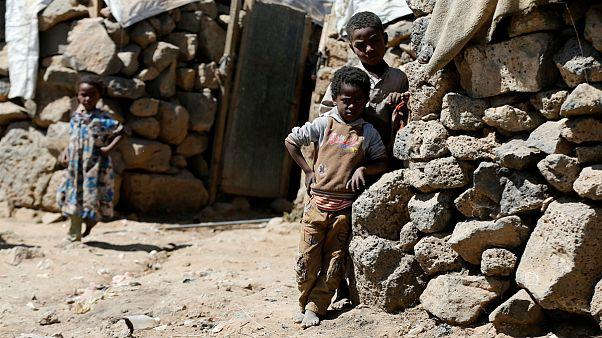 Un rapport dénonce les liens entre guerre et famine
