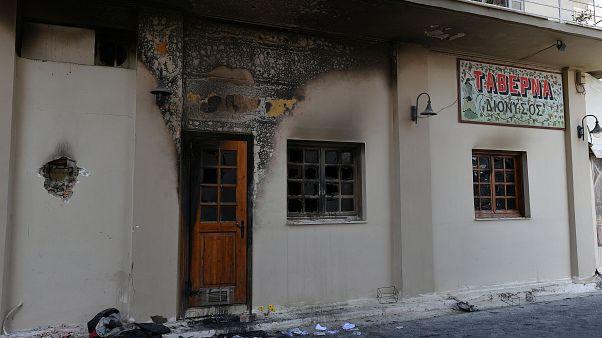 Θρήνος στην Καλαμάτα για τα θύματα της φονικής έκρηξης