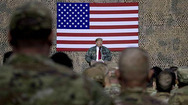 ترامپ: حضور آمریکا در عراق برای زیر نظر گرفتن ایران مهم است
