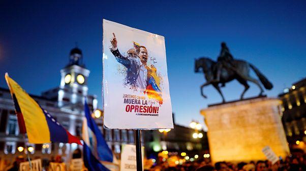 España reconocerá este lunes a Guaidó como presidente legítimo de Venezuela