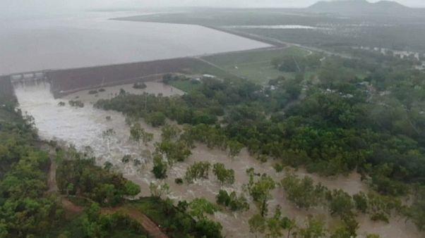 Floodwaters wreak havoc in northern Australia