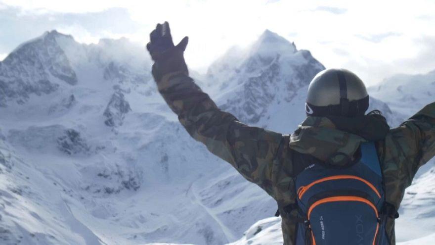 Freeride : être en osmose avec la montagne