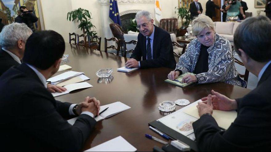 Επαφές Λουτ στην Κύπρο - Στο επίκεντρο οι όροι αναφοράς