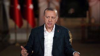 Cumhurbaşkanı Erdoğan: Suriye ile alt düzeyde dış politika yürütüyoruz