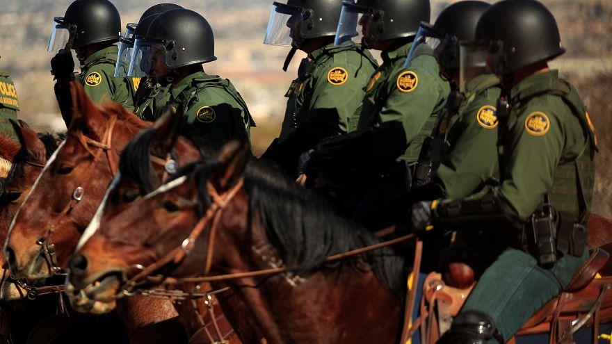 البنتاغون سينشر قريباً 3750 جندياً إضافياً على الحدود مع المكسيك