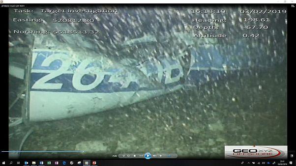 Localizado un cuerpo en los restos del avión en el que viajaba Sala