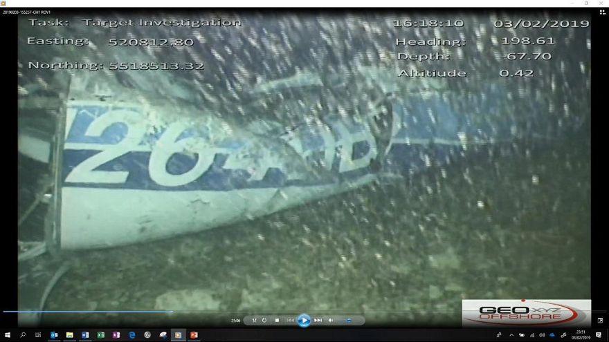 Corpo encontrado nos destroços do avião de Emiliano Sala