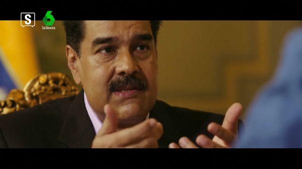 Maduro diz estar a preparar-se para a guerra civil