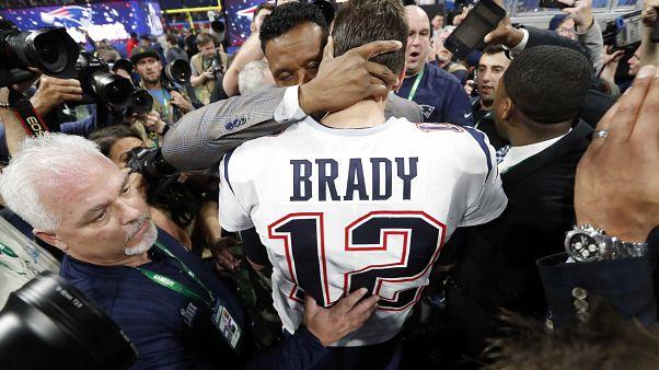 SuperBore?  6. Superbowl-Sieg der New England Patriots
