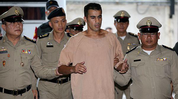 محكمة تايلاندية تمدد حبس لاعب كرة القدم البحريني العريبي 60 يوماً