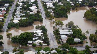 """""""Беспрецедентное"""" наводнение в Австралии"""