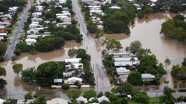 Australia: non si arrestano piogge torrenziali (al nord) e caldo estremo (al sud)