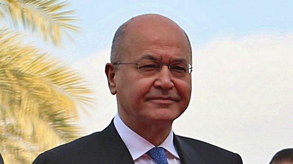 رئیس جمهوری عراق