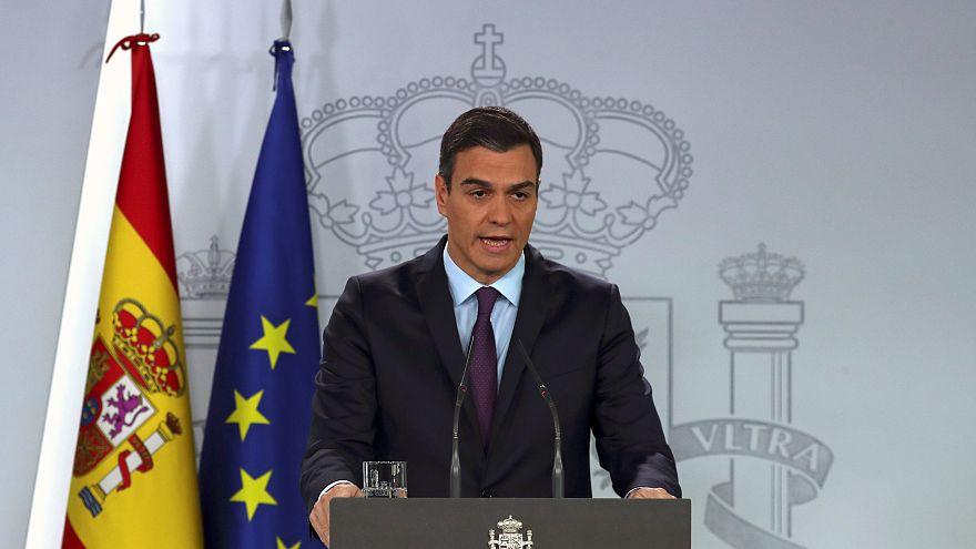 Sanchez : l'Espagne reconnaît Guaido comme président du Venezuela