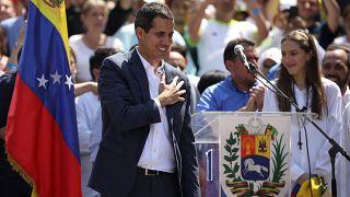 Venezuela: l'Europa (ma non l'Italia) riconosce Guaidó come presidente ad interim