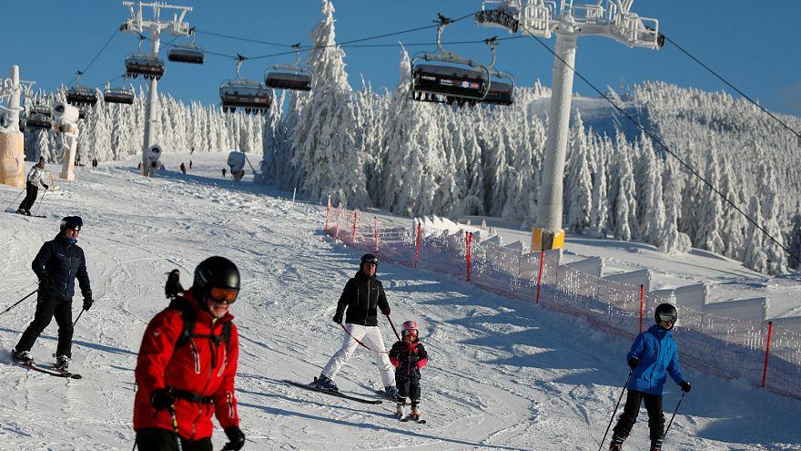 Kayak istasyonu