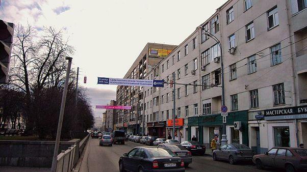 Nikitsky Boulevard, Moscow