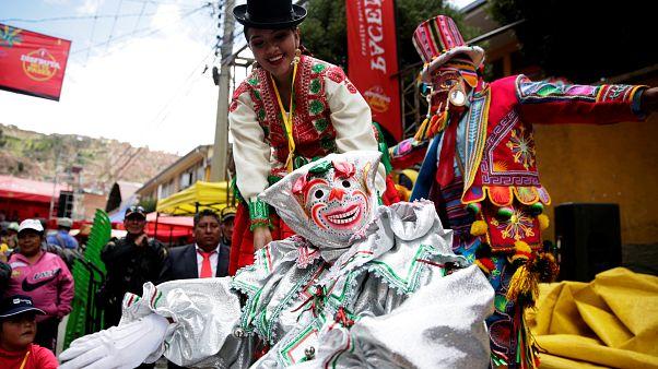 شخصية بيبينو (روح الكرنفال) في بوليفيا